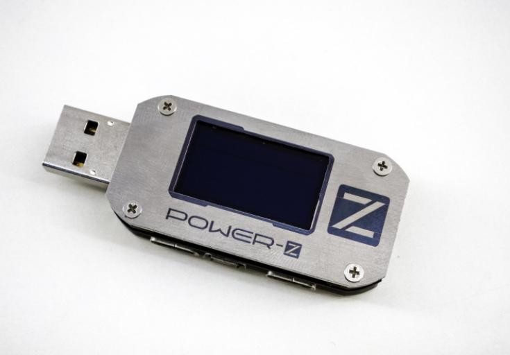POWER-Z KM001更换金属面板闪亮登场