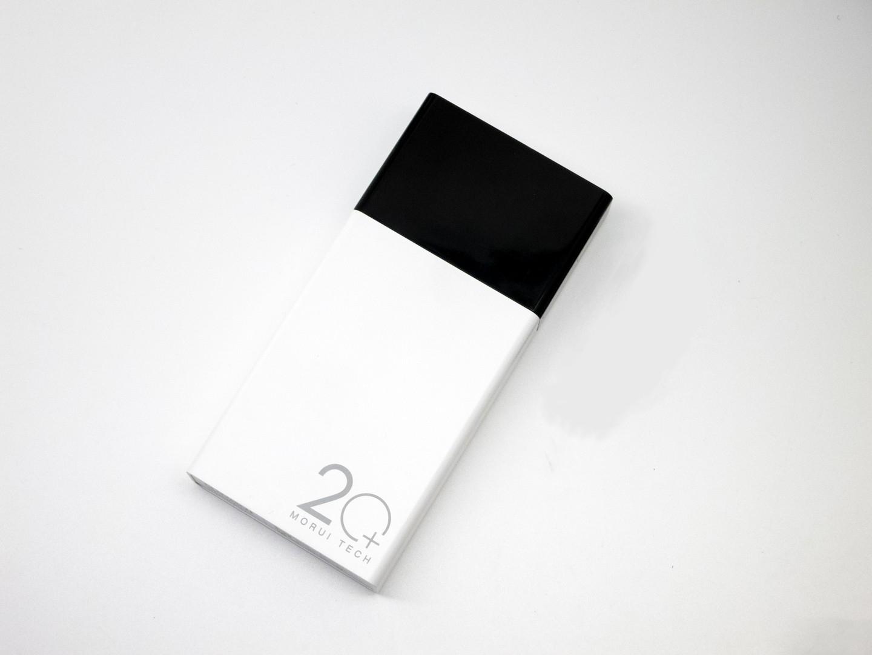 黑白分明  魔睿ML20移动电源拆解