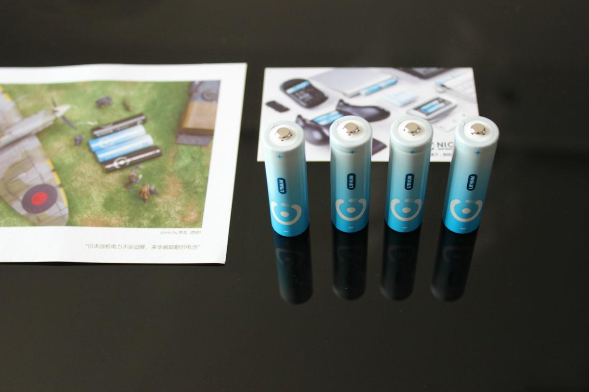 老司机韩路推荐  耐时NICE通用蓝色铁锂5号电池体验