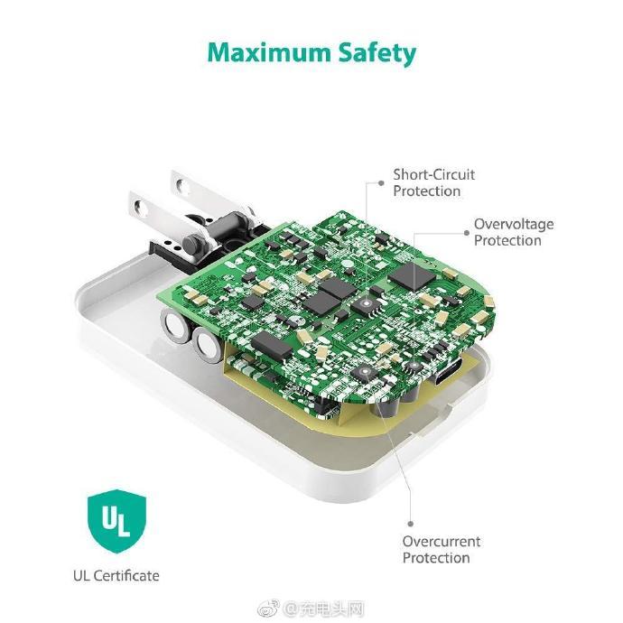 RAVPower发布新款USB PD充电器:内置GaN、功率45W