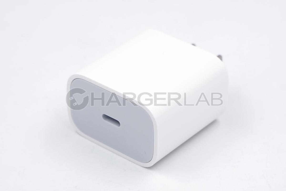 ChargerLAB拆解苹果18W USB PD充电器:协议和电源芯片揭晓