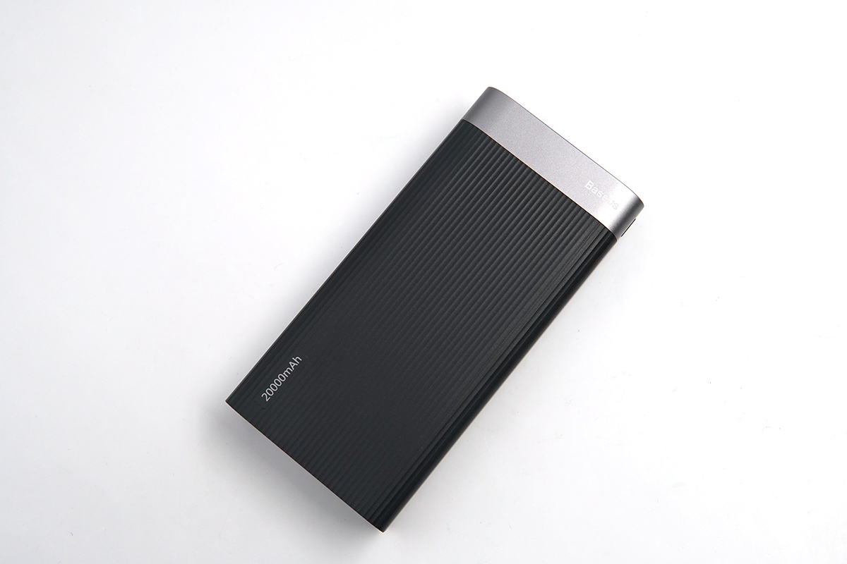 Baseus倍思20000mAh USB PD移动电源BS-20KP201开箱上手