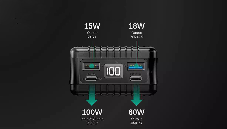 100W发烧级充电器和移动电源盘点   总有一款你种草的