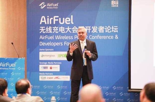 AirFuel第二届无线充电大会召开 下一代无线充电已经到来