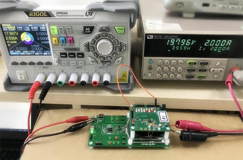 美芯晟MT5815:集成USB-PD协议的50W高效率无线充电发射芯片方案