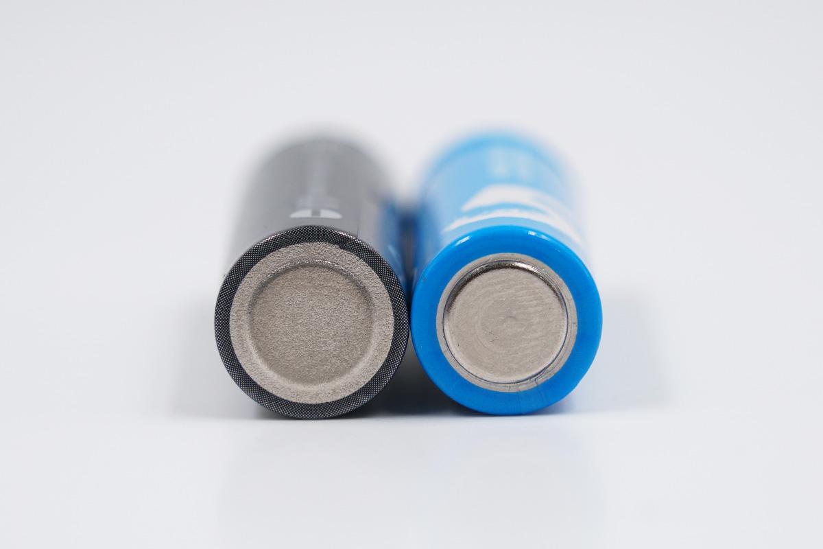 一文看懂可循环充电的AA锂电池和镍氢电池的区别,你会选择哪一款?-充电头网
