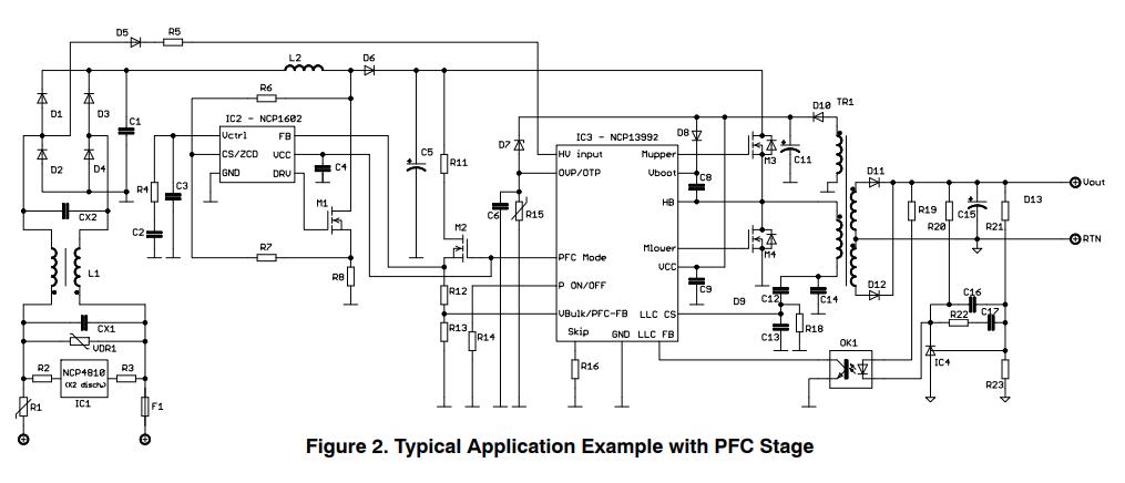 安森美推出高效LLC控制器NCP13992-充电头网