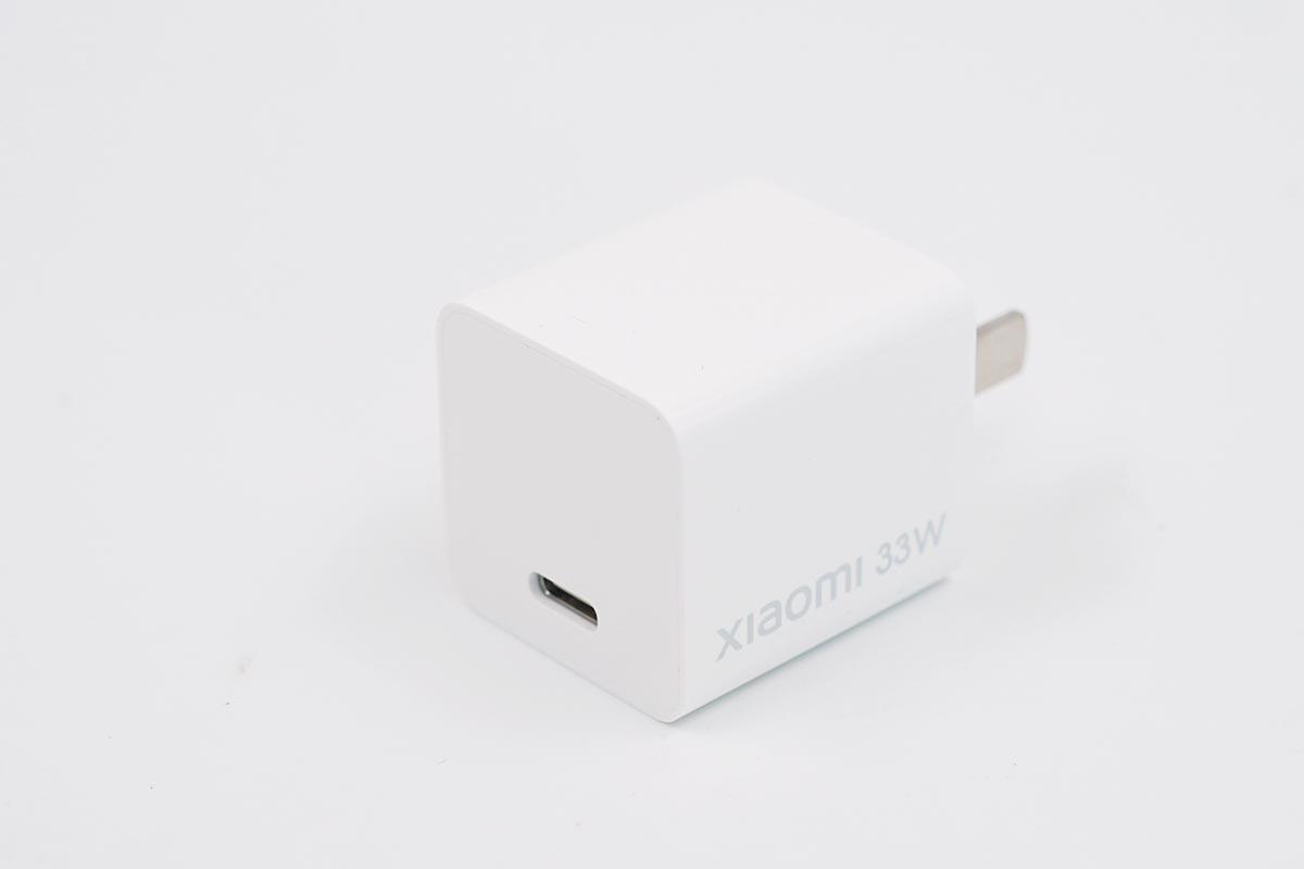 价格相差一倍:小米33W氮化镓与苹果20W PD快充有何性能区别?-充电头网