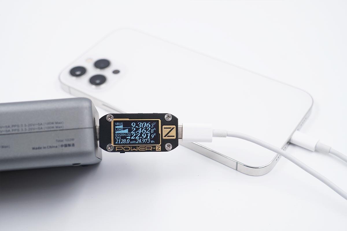 一款百瓦级别的桌面充,SATECHI 100W氮化镓充电器评测-充电头网