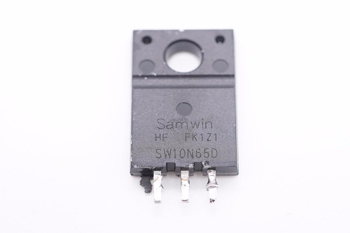 拆解报告:WEX威立讯22.5W快充充电器V88-充电头网