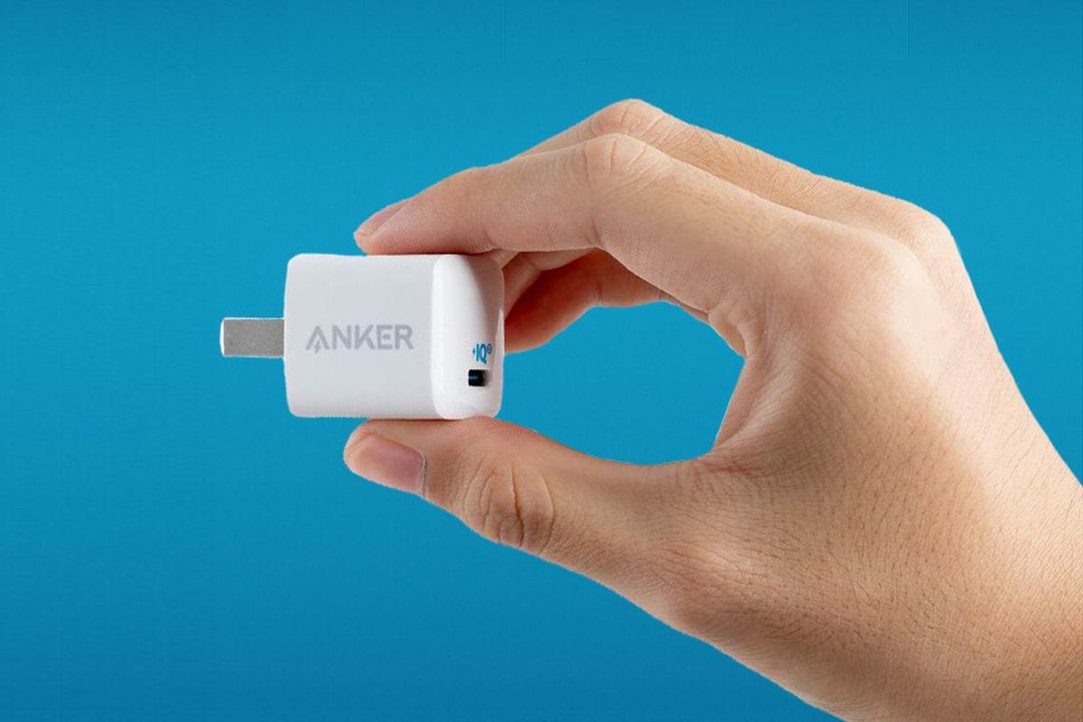 颜值担当,Anker Nano 20W快充充电器新配色登场-充电头网