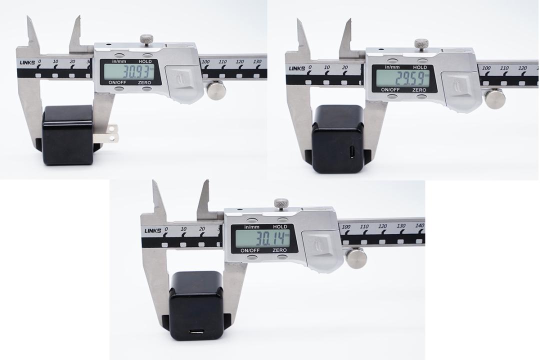 佳域联合芯仙方案推出33W氮化镓快充充电器-充电头网