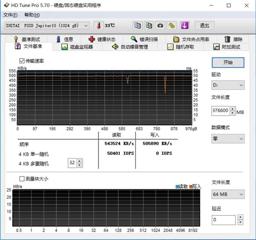高速传输+1TB 存储容量,致钛木星 10 移动固态硬盘上手评测-充电头网
