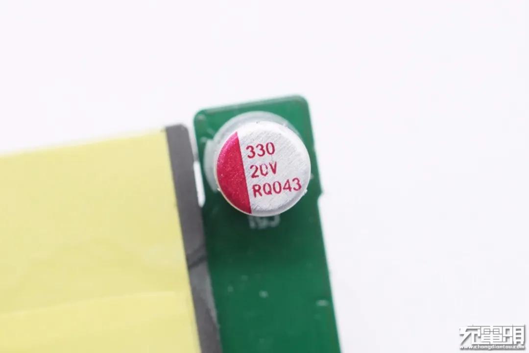 Polycap柏瑞凯固态电容应用案例汇总-充电头网