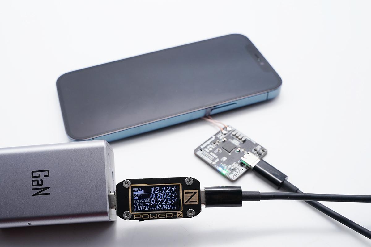 锐源无线充电SoC芯片AT8915评测-充电头网