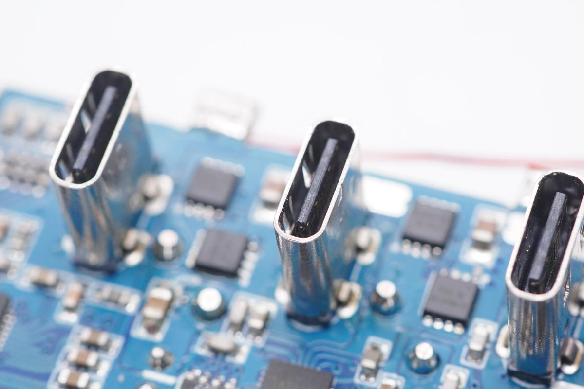 拆解报告:UGREEN绿联100W 3C1A氮化镓快充充电器CD226-充电头网