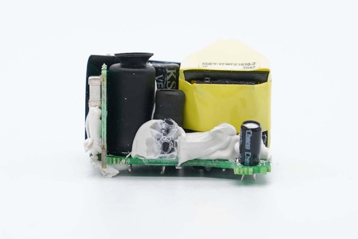 拆解报告:SENICC声丽20W PD快充充电器PA300-充电头网