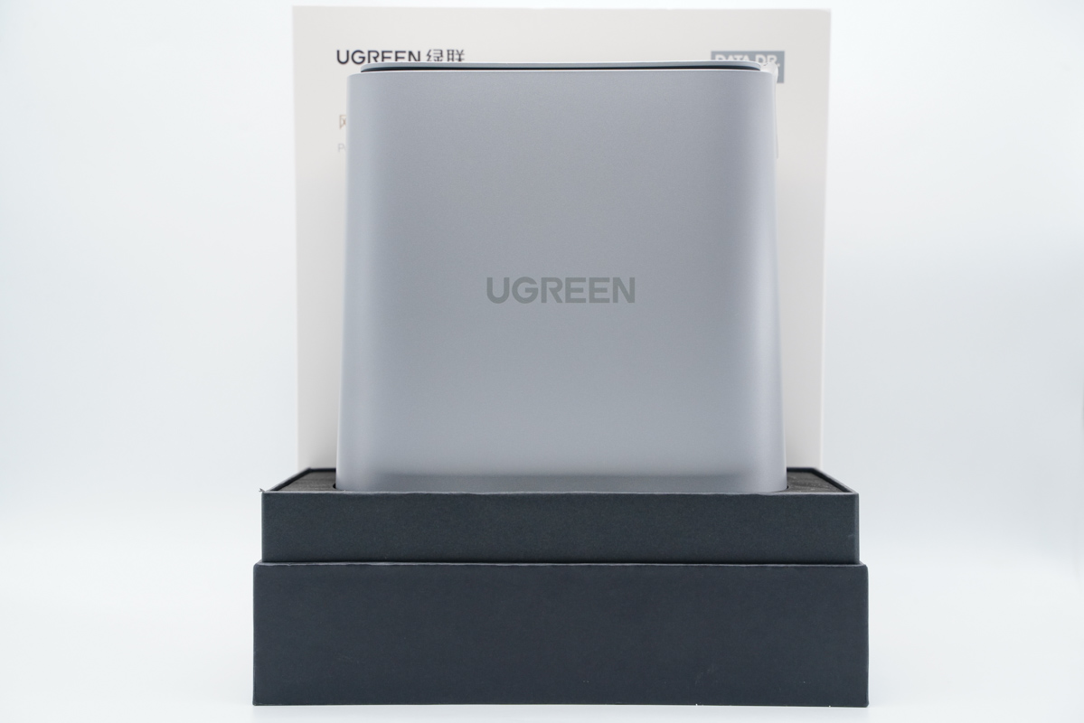 """将""""服务器""""放在身边,UGREEN绿联网络私有云存储上手体验-充电头网"""