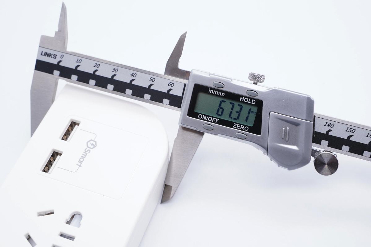 让桌面的快充线'消失',ORICO奥睿科智能收纳盒排插体验-充电头网
