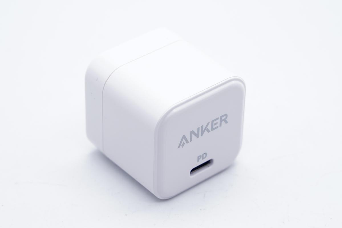 拆解报告:ANKER安克可折叠迷你20W快充充电器A2149-充电头网