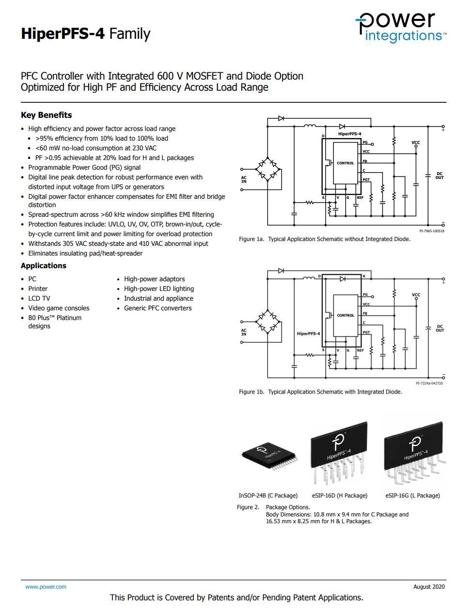 18款PFC芯片汇总,PFC普及时代来临,这么多大功率充电器都在用-充电头网