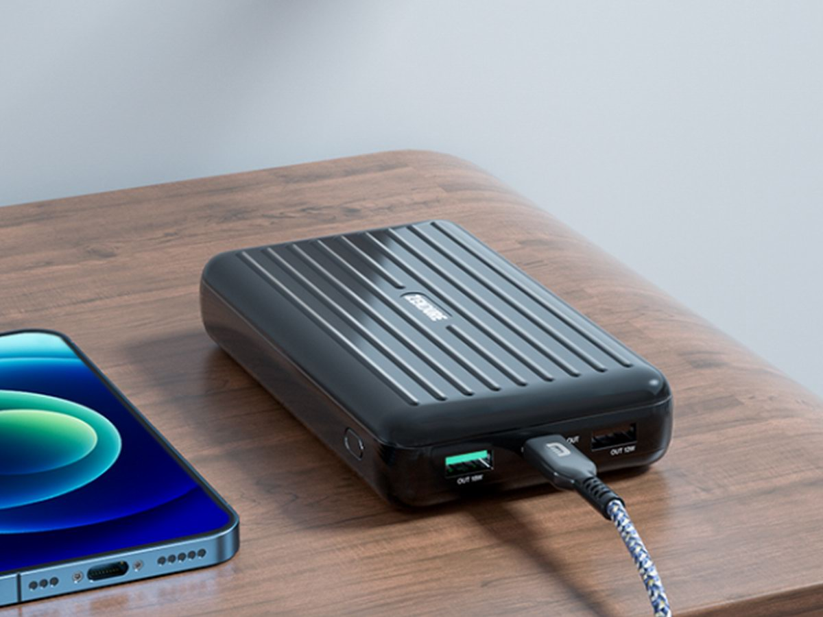 Zendure推出C2 100W移动电源,打造更轻更薄大功率充电宝-充电头网