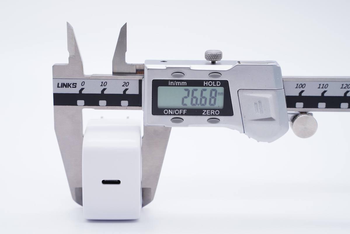 拆解报告:鑫佳伟20W PD快充充电器AC32-充电头网