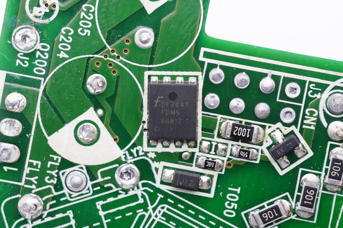 拆解报告:谷歌Chromebook 60W PD快充适配器-充电头网