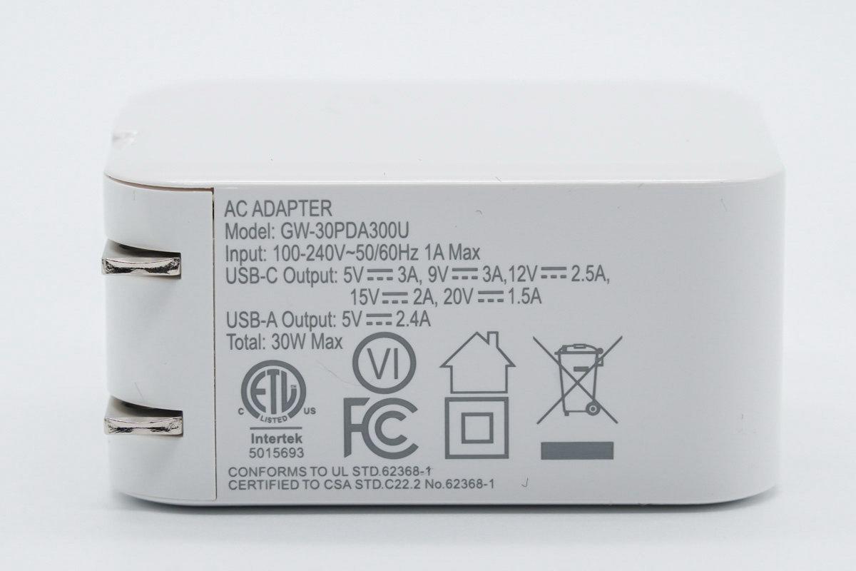 助力电商抢占先机,中正仁和推出多款30W快充,多种插脚可选-充电头网